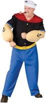 Fun World Costumes Men's Plus Size Popeye Costume
