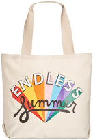 ban.do Large Canvas Tote