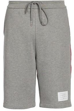 Thom Browne Classic Fleece Sweat Shorts