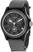 Swiss Army Original 241532 Men's Grey Nylon and Stainless Steel Chronograph Watch