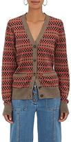 Marc Jacobs Women's Checked Wool Cardigan