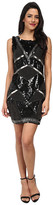 Kas Gianna Geo Beaded Dress