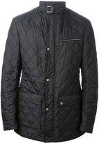 Salvatore Ferragamo quilted jacket - men - Polyester - 48