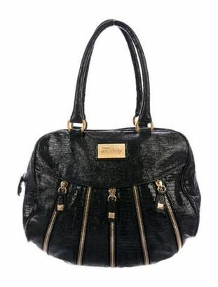 Temperley London Zipper embellishment Shoulder Bag Black