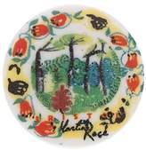 Martine Rose landscape motif pin