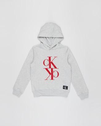 Calvin Klein Jeans Mirror Monogram Hoodie - Teens