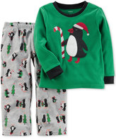 Carter's 2-Pc. Penguin Pajama Set, Toddler Boys (2T-5T)