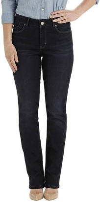 Lee Women's Petite Modern Series Curvy Fit Miranda Straight Leg Jean