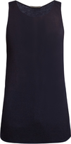 Denis Colomb Sabi cashmere-knit tank top