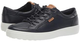 Ecco Soft 7 Light Sneaker (Marine) Men's Shoes