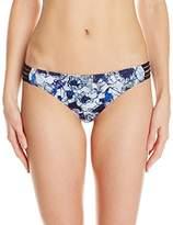 Oakley Women's WILDFLOWER SPIDER PANT Bikini Bottoms,10 (Manufacturer Size:Large)