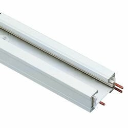 Rails 8 ft Track/Single Circuit in White (Pack of 12) Royal Pacific