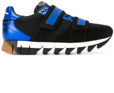 Dolce & Gabbana Capri sneakers - men - Cotton/Leather/Polyamide/rubber - 39