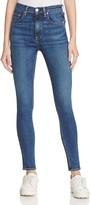 Rag & Bone Dive Skinny Jeans in Eddy