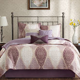 JCPenney Madison Park Lizette 6-pc. Quilted Coverlet Set