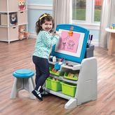 Step2 Flip & Doodle Easel Desk & Stool