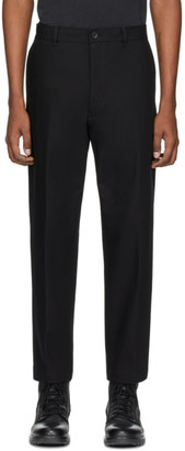 Diesel Black P-Posh-L Trousers