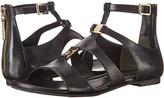 Balmain Pierre Leather Cono Sandal Women's Sandals