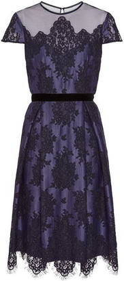 Gina Bacconi Wendi Lace Dress