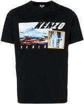 Kenzo Tropical Ice T-shirt - men - Cotton - XL