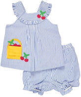 Florence Eiseman Cherry Dress Bloomer