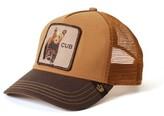 Men's Goorin Brothers Cub Trucker Hat - Brown