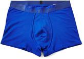 Calvin Klein Underwear Iron Strength Cotton Trunk Navy