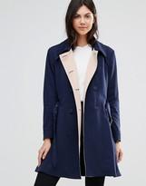 Yumi Ponti Trench Coat