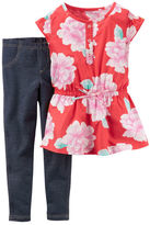 Carter's 2-Piece Tunic & Jeggings Set