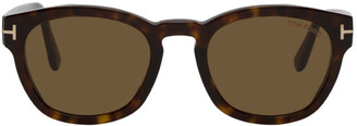 Tom Ford Tortoiseshell Bryan Sunglasses