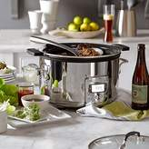 All-Clad Deluxe Slow Cooker with Cast-Aluminum Insert, 4-Qt.