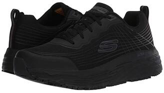 Skechers Elite SR-Rytas (Black) Men's Shoes