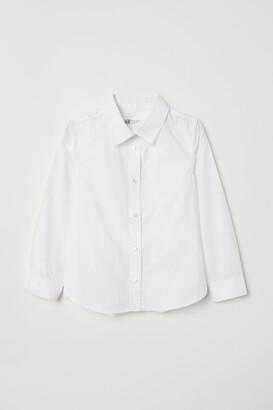H&M Long-sleeved Shirt