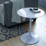 Modernist Pedestal Side Table
