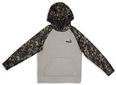 Puma Boys' Digital Print Hoodie - Little Kid