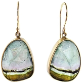 Jamie Joseph Blue Tourmaline Drop Earrings