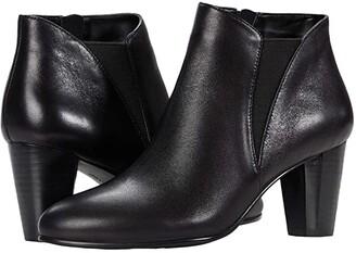 David Tate Pippy (Black Lamb) Women's Boots