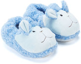 Sweet & Soft Blue Bunny Slipper