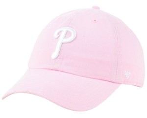 '47 Philadelphia Phillies Pink Clean Up Cap