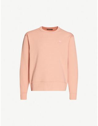 Acne Studios Fairview cotton-jersey sweatshirt