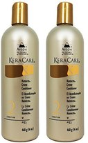 """KeraCare by Avlon Humecto Creme Conditioner 16oz """"Pack of 2"""""""