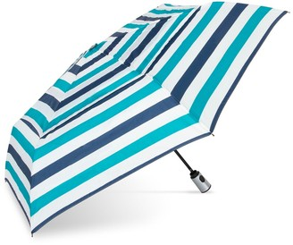 ShedRain Vented Automatic Compact Printed Umbrella