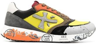 Premiata Zaczac colour-block sneakers
