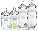 NUK Simply Natural Bottle Gift Set 2Pk