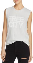 Freecity FREE CITY Str8up Golden Pin Tank