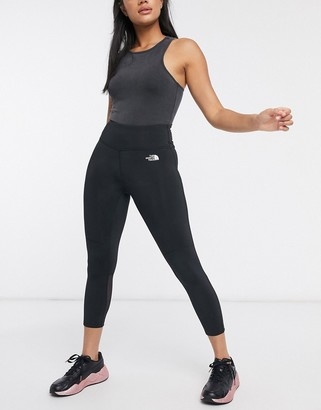 The North Face Active cropped legging in black
