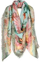 Matthew Williamson Square scarves