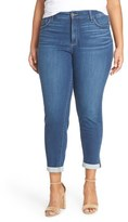 NYDJ 'Annabelle' Stretch Boyfriend Jeans (Echo Valley) (Plus Size)
