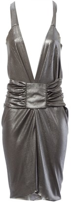 Roland Mouret Silver Dress for Women