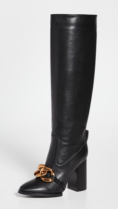 No.21 Tall Chain Boots